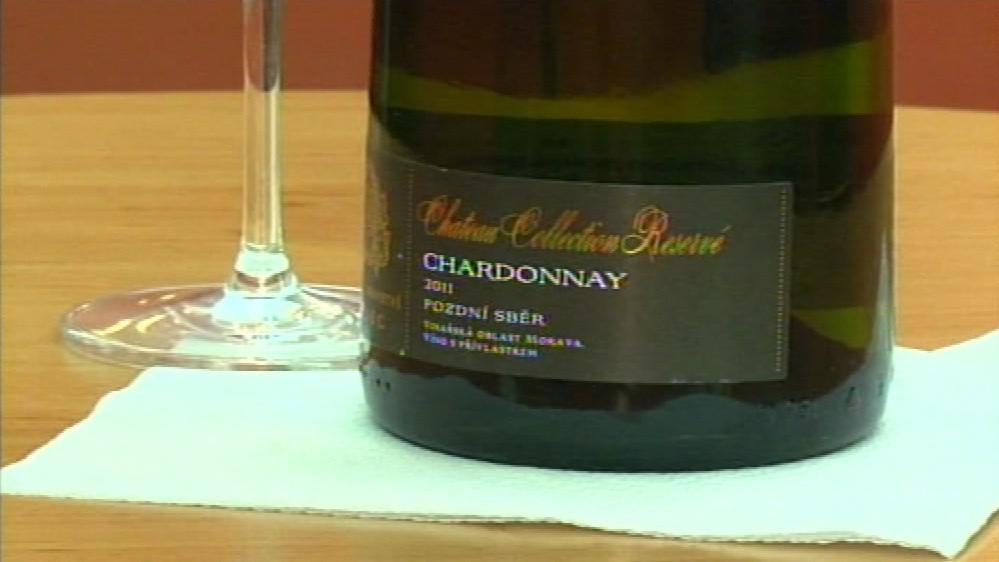 Vítězem je Chardonnay z Bzence