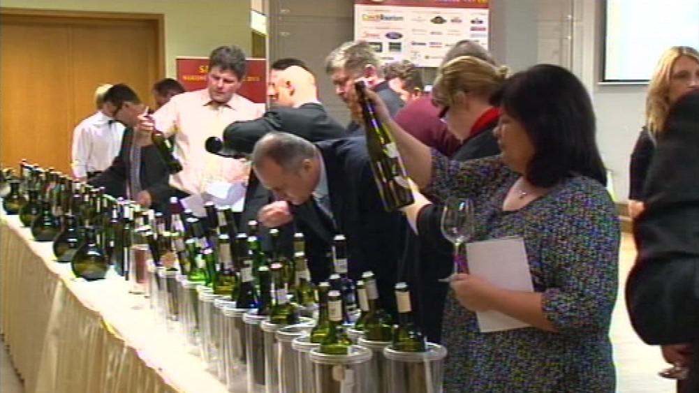 Bzenecké vinařství se stalo vítězem Salonu vín už před dvěma lety
