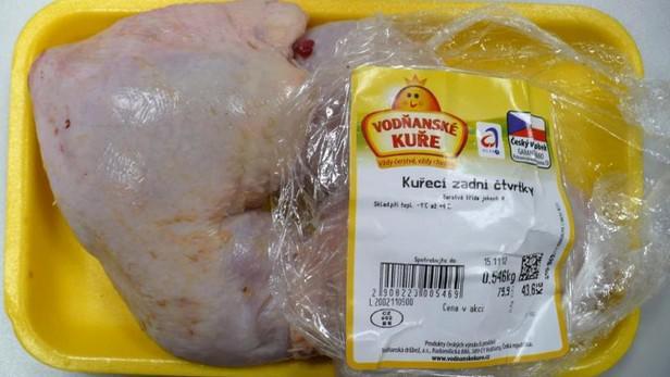 Zkažené kuře