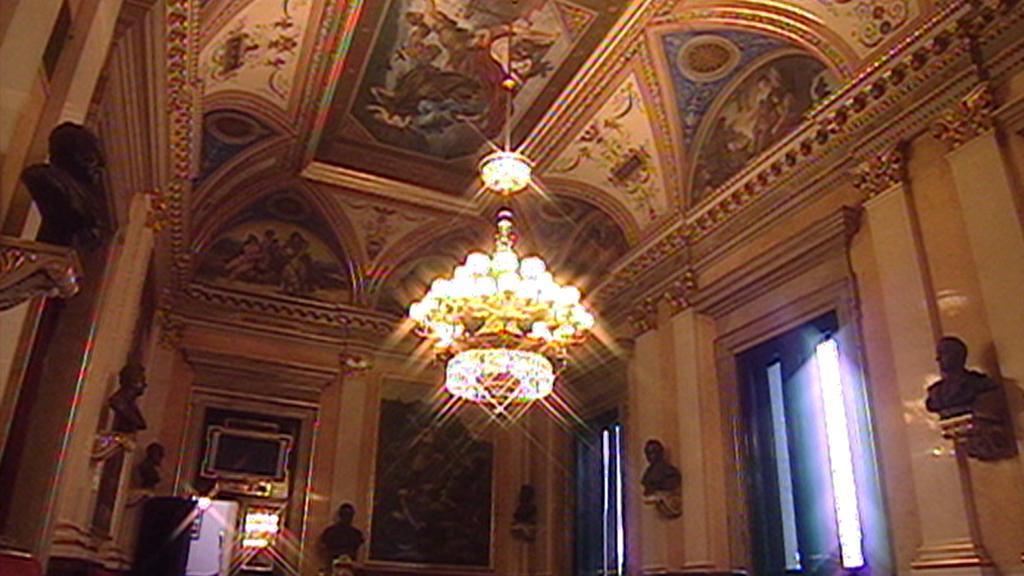 Foyer Národního divadla