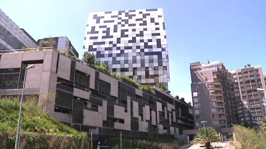 Centrum Johannesburgu s luxuními byty