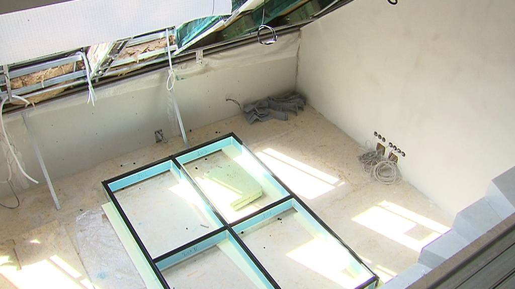 Opravy panelových domů