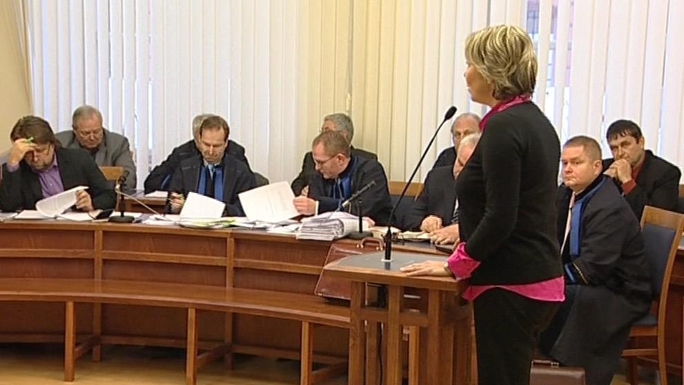 Renata Horáková zopakovala, co ji vedlo k podání trestního oznámení