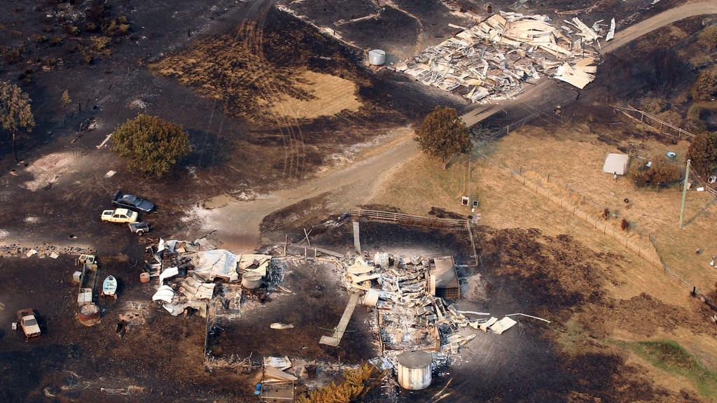 Austrálie bojuje s požáry