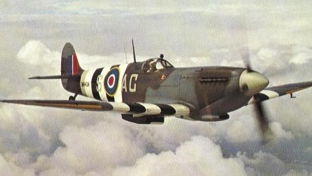 Supermarine Spitfire Mk. IX C