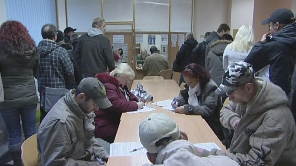 Na úřady práce zamířily i desítky amnestovaných