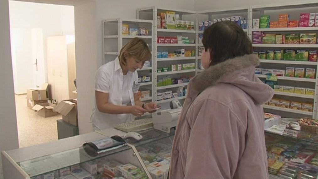 Dnes zahájila provoz výdejna léků v Šebetově