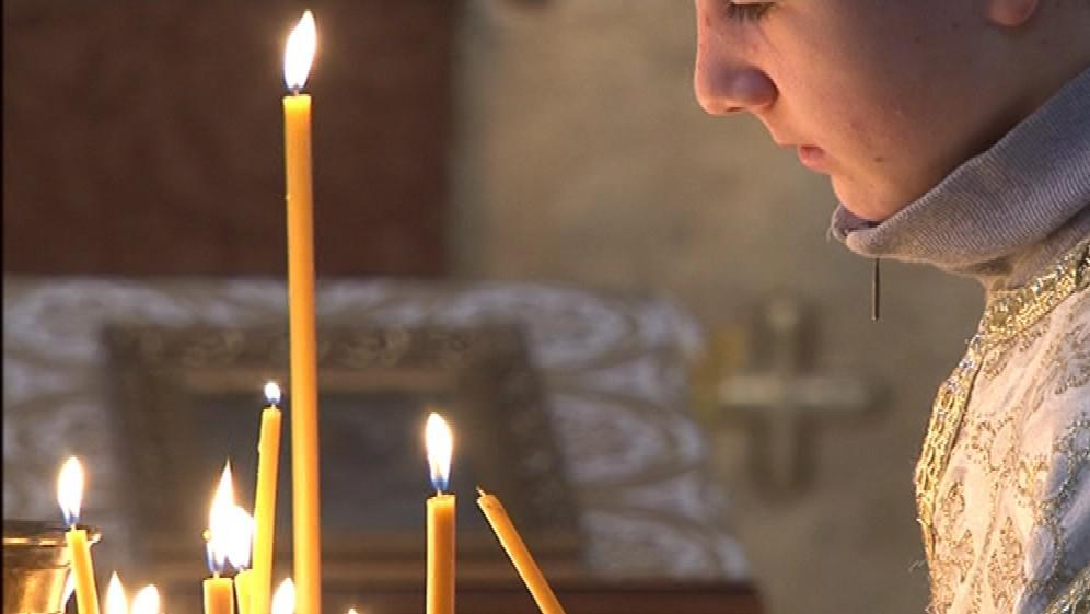 Obřad v chrámu sv. Václava v Brně