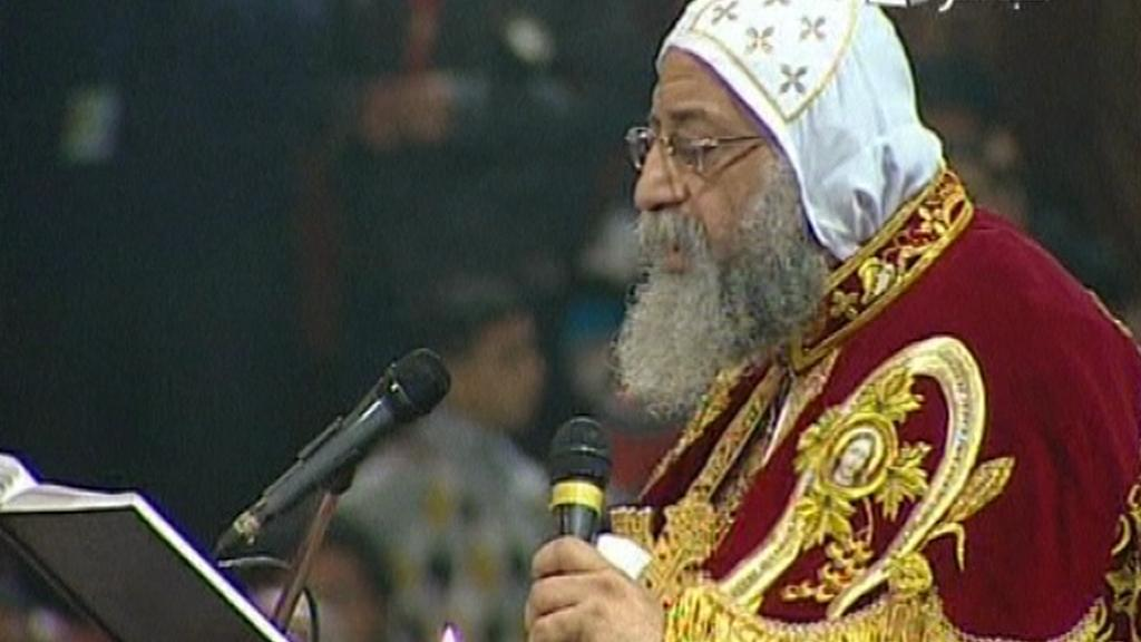 Papež koptské církve