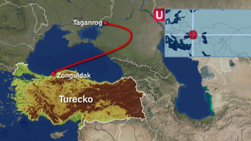 Walterův útěk do Turecka