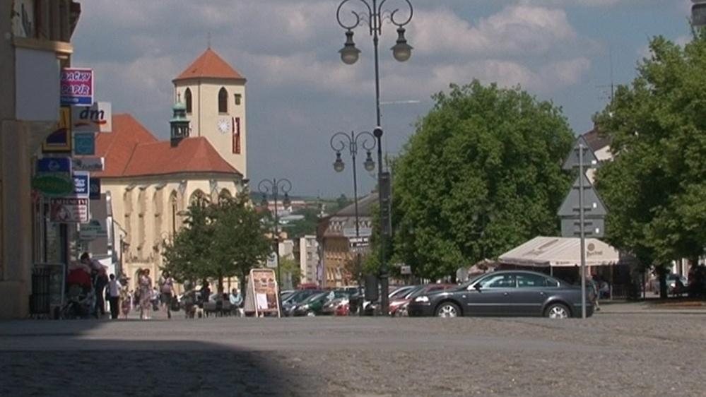 Náměstí v Boskovicích