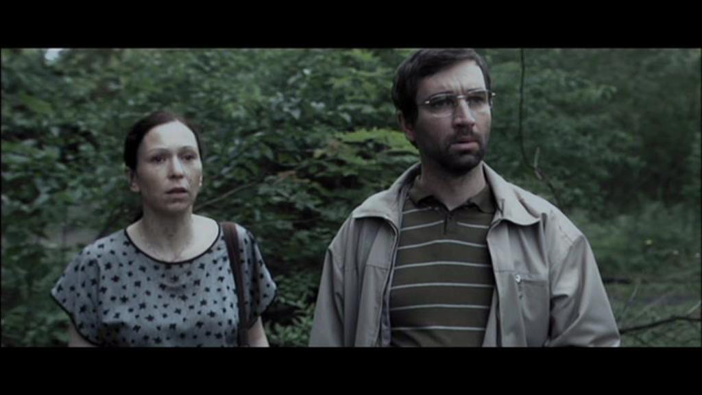Ukázka z filmu Occamova břitva