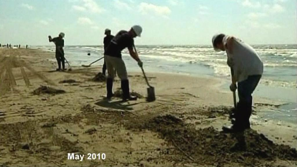 Ropná havárie v Mexickém zálivu