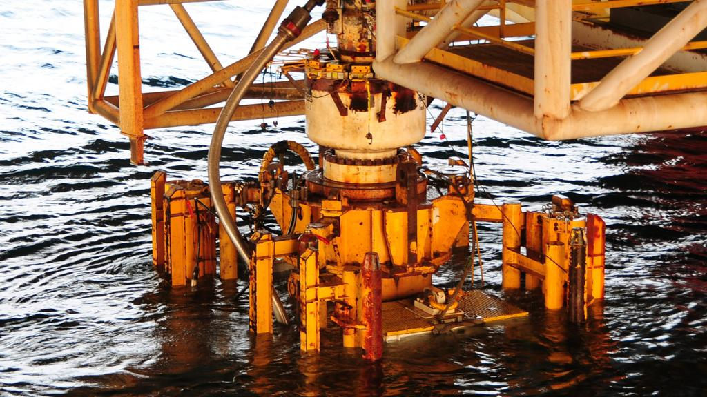Havárie ropné plošiny v Mexickém zálivu