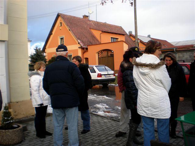 Zpívání - kaple Vojnice - 26. 12.