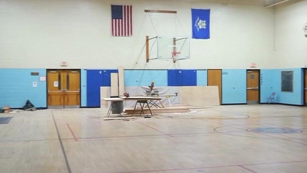 Děti z Newtownu se vrátily do nové školy