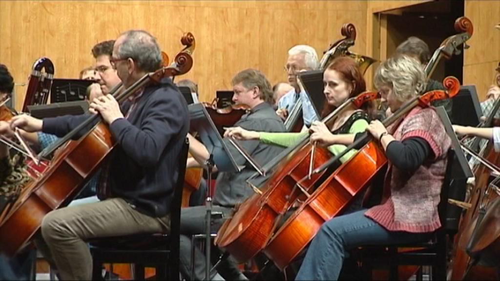 Martin Chodúr a Janáčkova filharmonie Ostrava