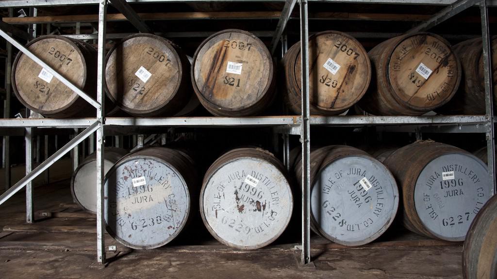 Sudy skotské whisky