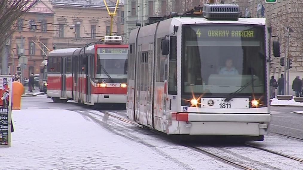 Tramvajová doprava je pro DPMB stěžejní