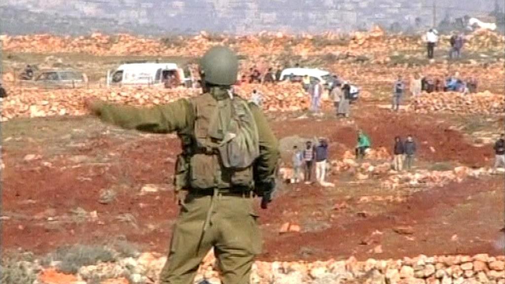 Násilí na Západním břehu Jordánu
