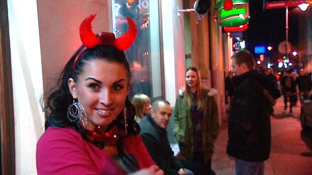 Silvestr v Ostravě na Stodolní