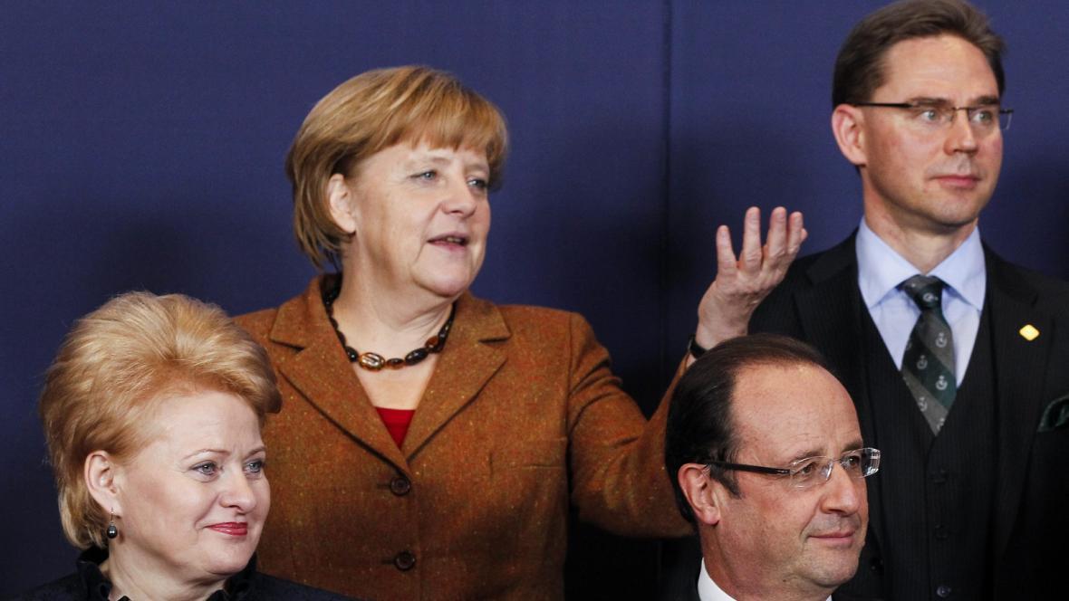 Summit EU k dlouhodobému rozpočtu