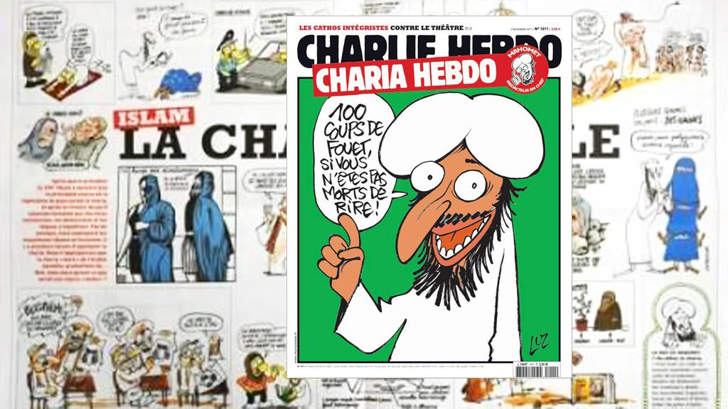 Časopis Charlie Hebdo si dělá legraci z islámu