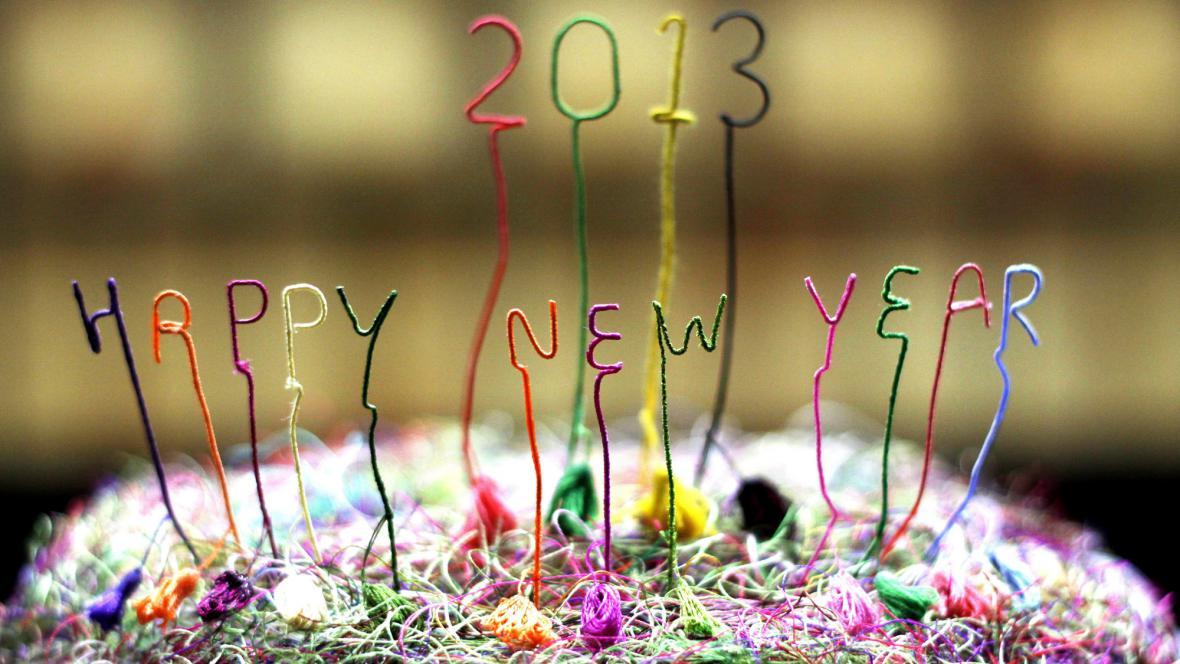 Přivítání nového roku v Indii