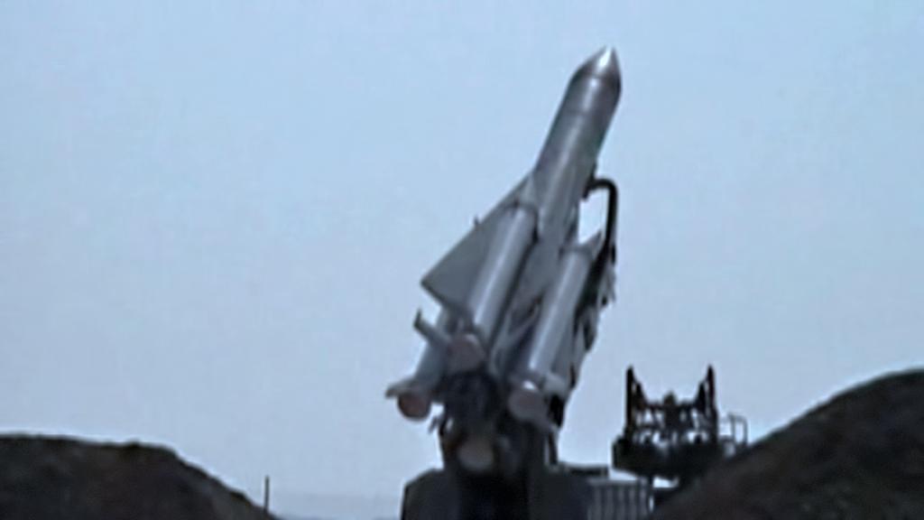 Íránské vojenské cvičení