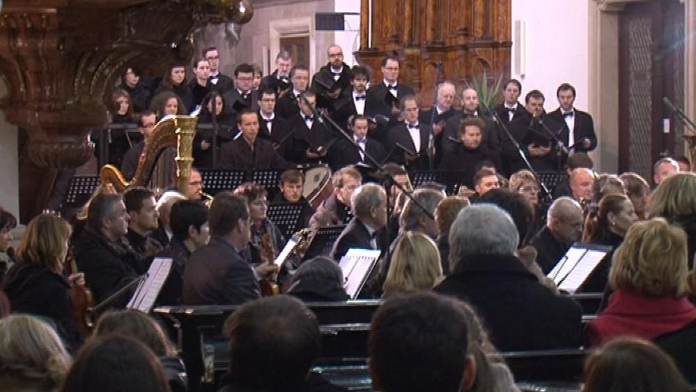 Capellen Orchestra & Choir zahrají ještě příští neděli 6. ledna