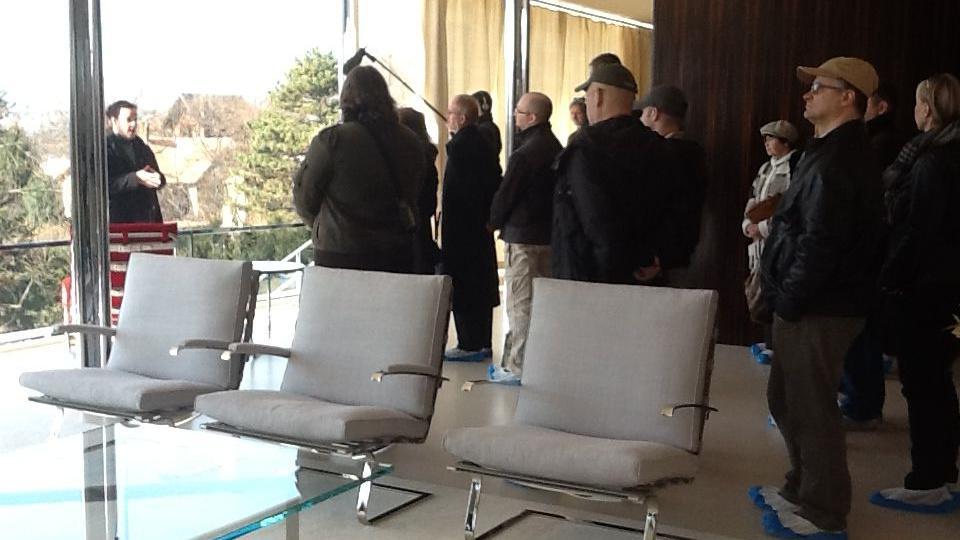 Za prohlídku s průvodcem zaplatí návštěvník přes 300 korun