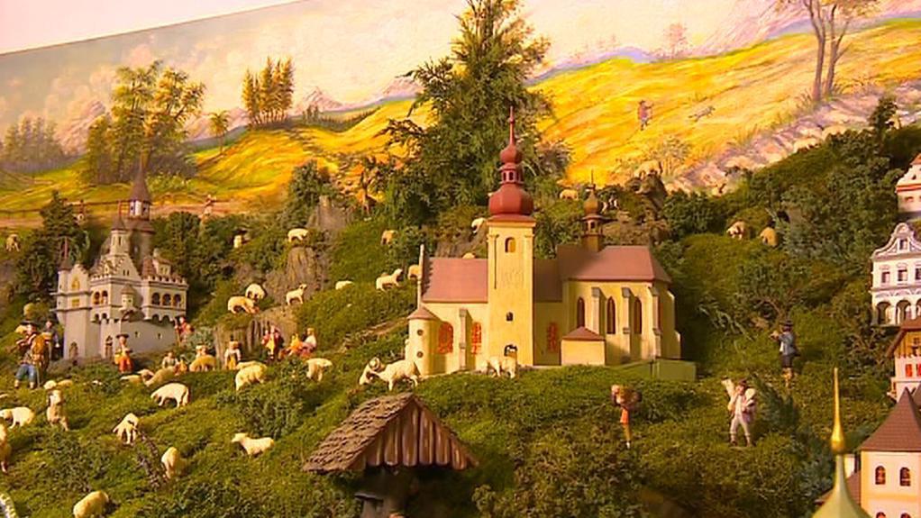 Betlém v Třešti