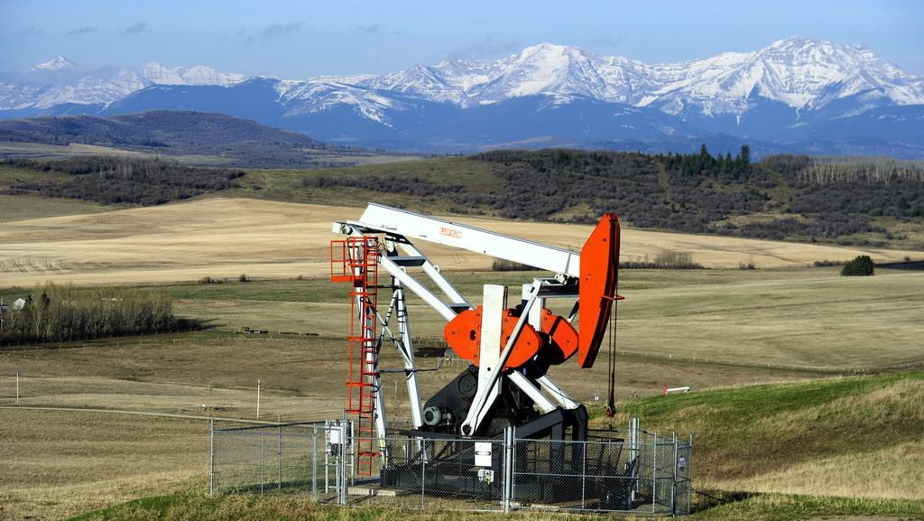 V kanadské Albertě objeveny obří zásoby zemního plynu a ropy
