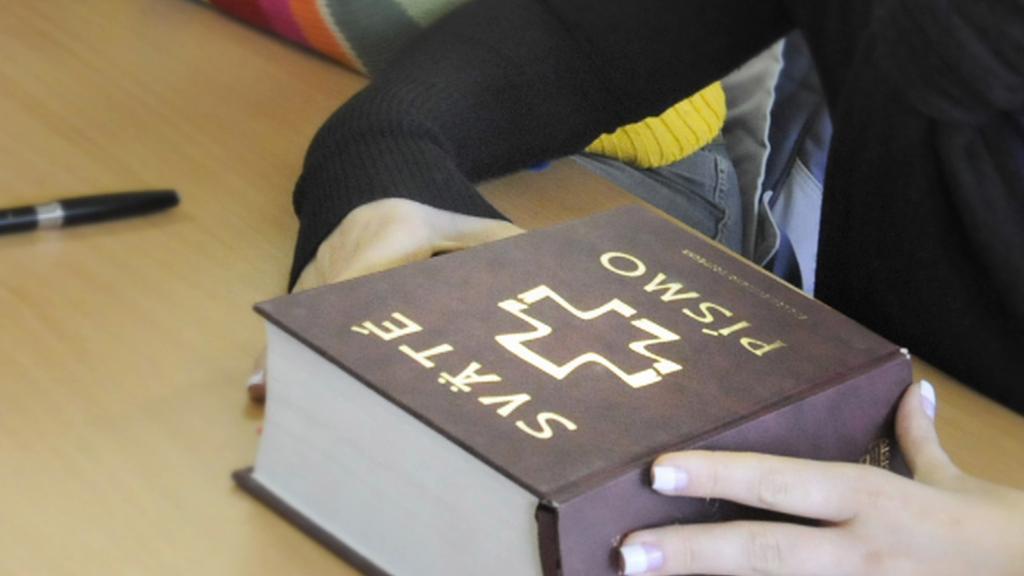 Výuka náboženství