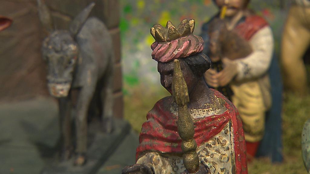 Výstava betlémů v Příbrami