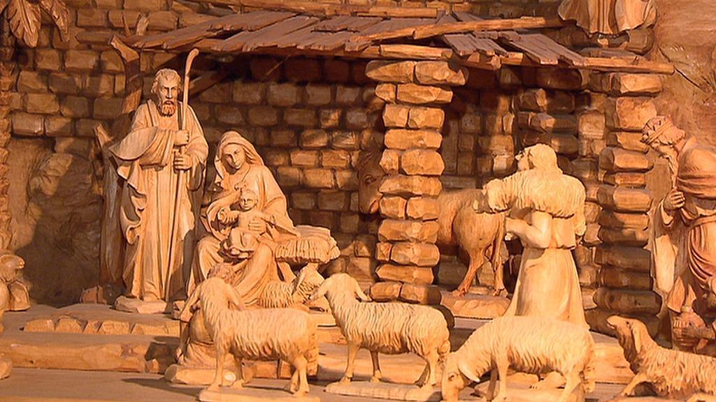 Vánoční výstava v Betlémské kapli