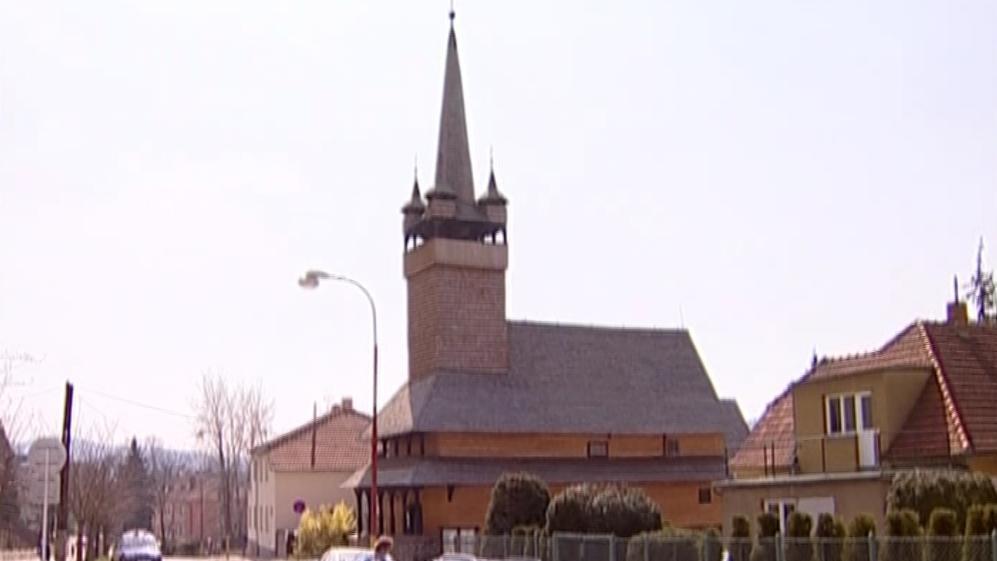 Pravoslavný kostel v Blansku pochází z Podkarpatské Rusi