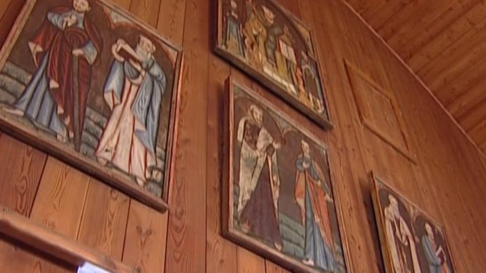 Ikony v pravoslavném kostele