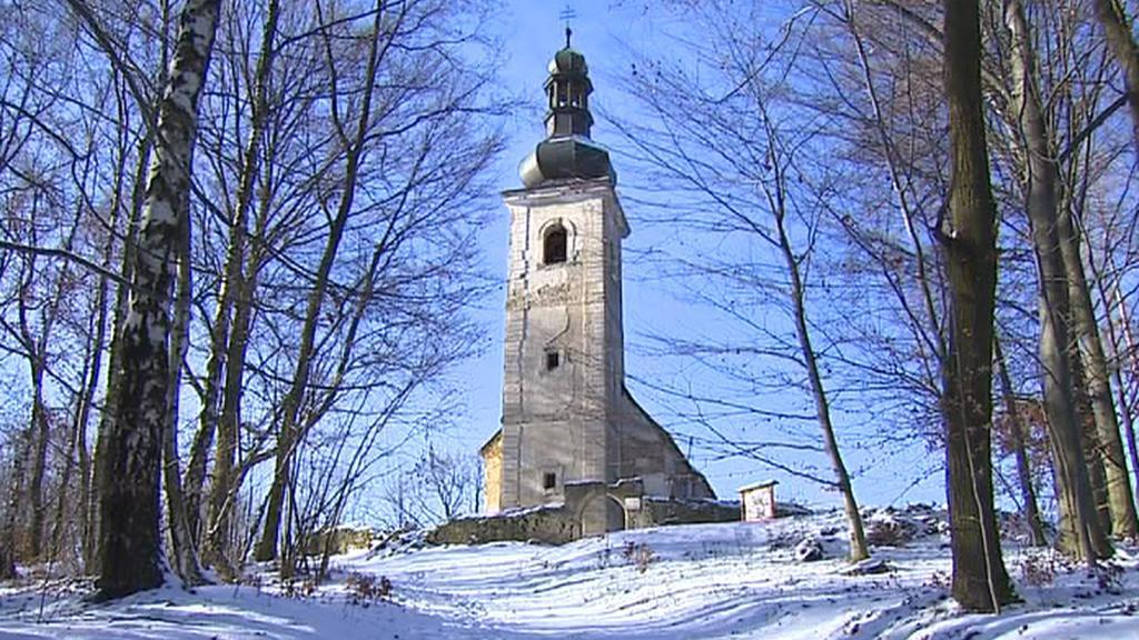 Kostel v Klení