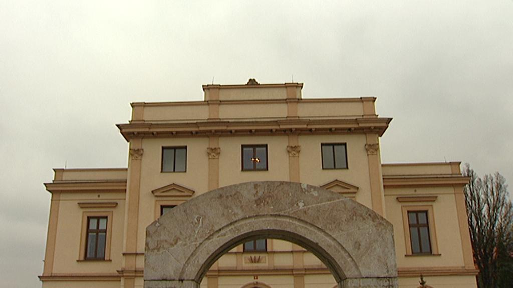 Církevní restituce - Zámeček v Řevnicích