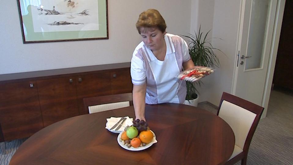 Na svátečním stole nechybí ani cukroví