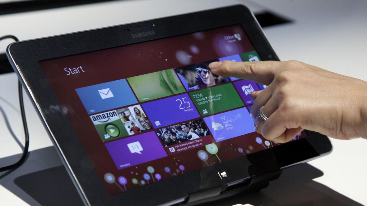 Tablet Samsung s Windows 8