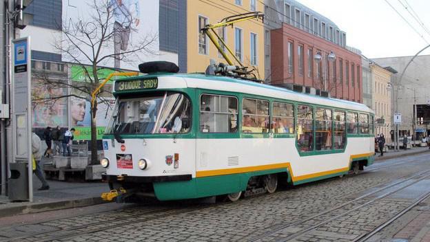 Liberecká tramvaj