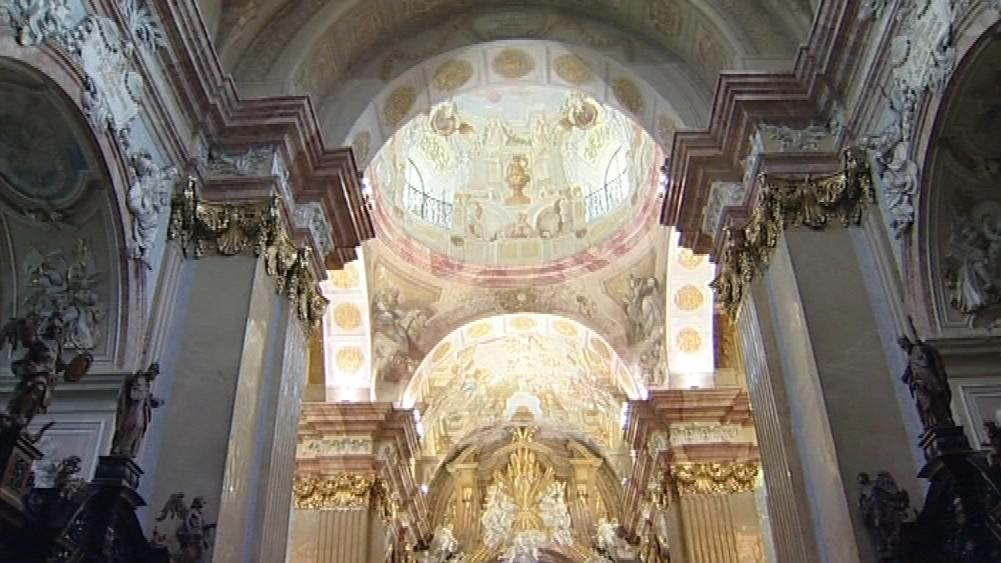 Peníze na rekonstrukci baziliky přinesly hlavně Norské fondy