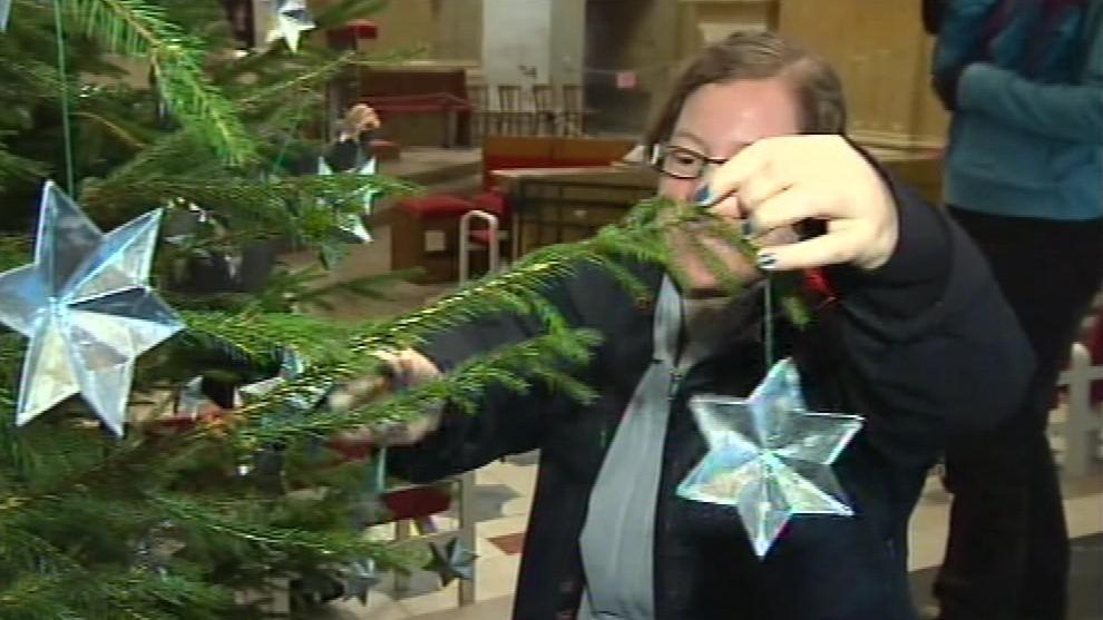 Přípravy na Vánoce vrcholí i ve velehradské bazilice