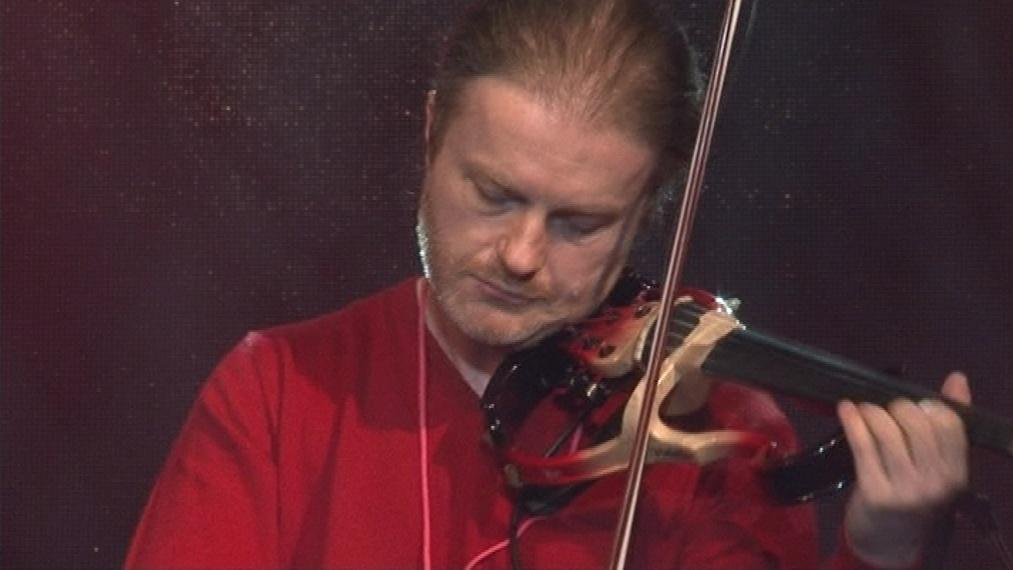Vystoupil i houslista Pavel Šporcl