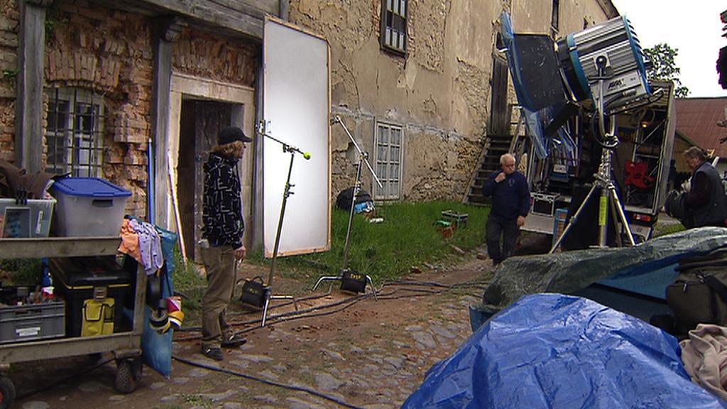 Filmové natáčení