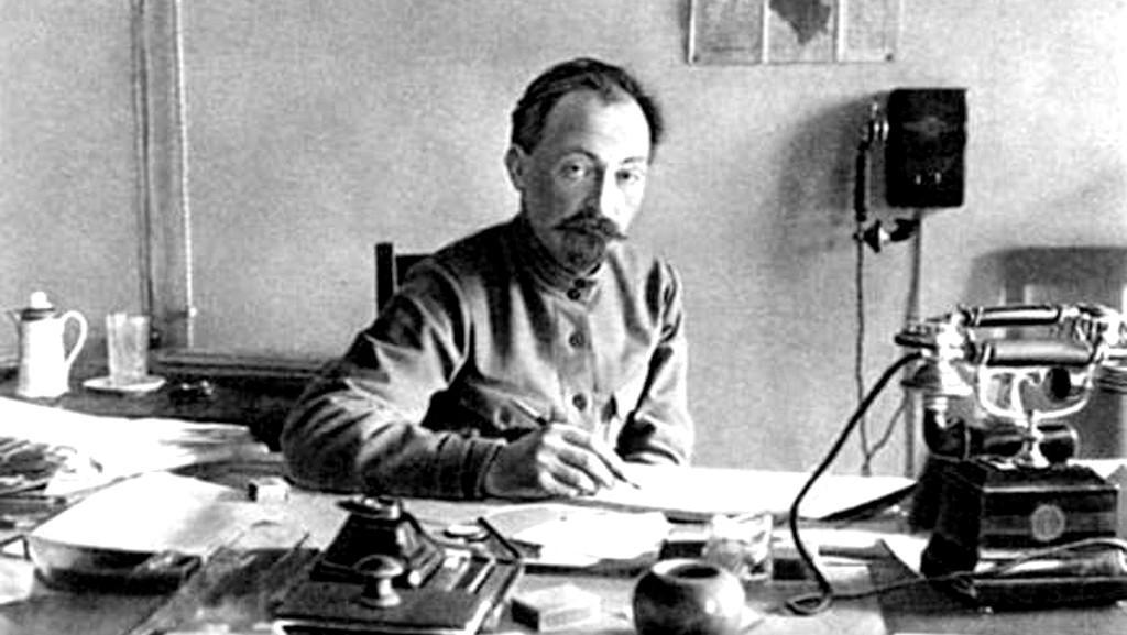Zakladatel Čeky Felix Dzeržinskij