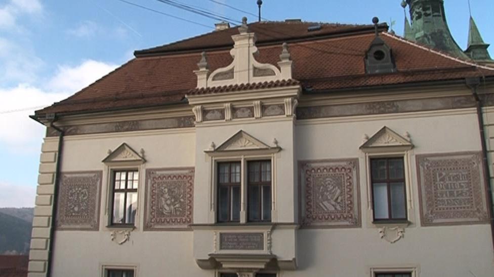 Budova tišnovské radnice
