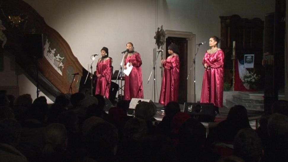 Gospelová čtveřice přivezla do Brna speciální repertoár